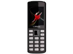 Мобильный телефон Sigma mobile X-style 24 ONYX Grey (s-232690)