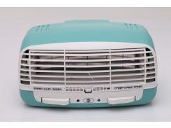 Очиститель-ионизатор воздуха Супер Плюс Турбо 2009 Зеленый (77-СУ86-428)