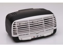 Очиститель-ионизатор воздуха Супер Плюс Турбо Черный (77-СУ86-429)