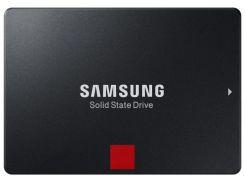 SSD накопитель Samsung 860 PRO 256GB SATAIII MLC (MZ-76P256BW) (6381539)