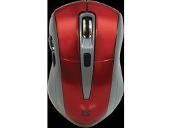 Мышь Defender Accura MM-965 Wireless Red (52966) (6294157)