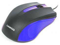 Мышь Omega OM-05BL Blue (6300597)