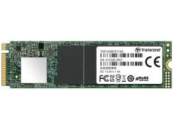 SSD накопитель Transcend MTE110S 512GB NVMe M.2 3D TLC (TS512GMTE110S) (6467804)