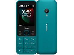Мобильный телефон Nokia 150 Dual SIM (TA-1235) Cyan (6573415)