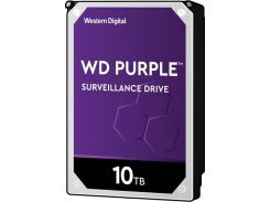Накопитель HDD SATA 10.0TB WD Purple 7200rpm 256MB (WD102PURZ)