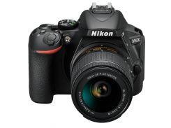 Цифровая фотокамера Nikon D5600 Kit 18-55 VR AF-P (6321267)