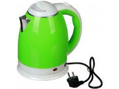 Чайник электрический Domotec MS-5025 2 л 1500W Green (112799)