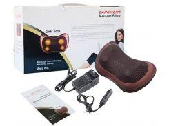 Улучшенная роликовая подушка для массажа с подогревом для всего тела Massage Pillow Car and Home (R1275)