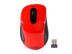 Мышь беспроводная A4Tech G3-630N Red USB Holeless