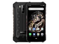 Смартфон UleFone Armor X5 3/32GB Black (DTD00603)