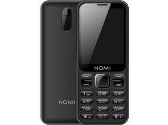 Мобильный телефон Nomi i284 Dual Sim Black