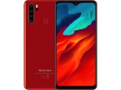 Смартфон Blackview A80 2/16GB Red (STD05290)