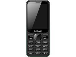 Мобильный телефон Nomi i284 Dual Sim Black (s-243957)