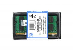 Оперативная память Kingston SODIMM DDR2-800 2048MB PC2-6400 (KVR800D2S6/2G)