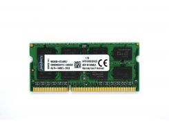 Оперативная память Kingston SODIMM DDR3-1333 2048MB PC3-10600 (KVR13S9S6/2)
