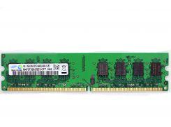 Оперативная память Samsung DDR2-800 2048MB PC2-6400 (M378T5663QZ3-CF7)