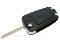 Автоключ с Remote Opel RK10