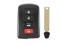 Автоключ с Remote Toyota RK30