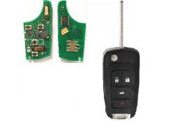 Автоключ с Remote Chevrolet RK12