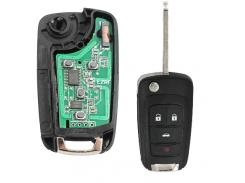Автоключ с Remote Chevrolet RK11