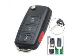 Автоключ с Remote Volkswagen RK22