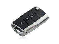 Автоключ с Remote Skoda RK03