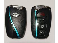 Автоключ Hyundai KS08C
