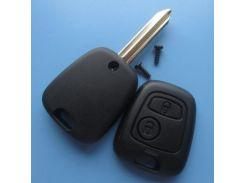 Citroen Автоключ KS18