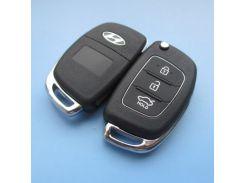 Hyundai Автоключ с Remote RK24