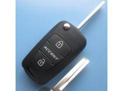 Hyundai Автоключ с Remote RK27
