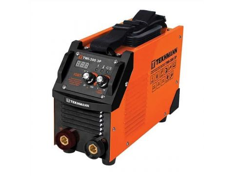 Сварочный аппарат Tekhmann TWI-300 3P (847858)