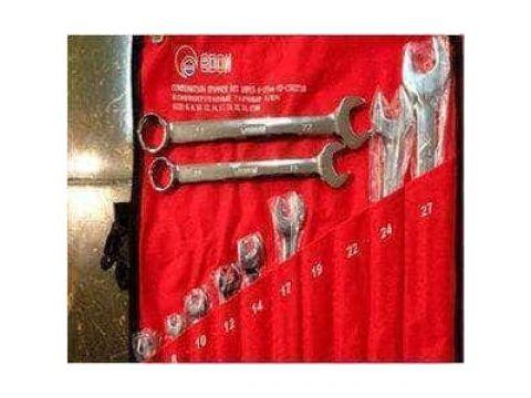 Набор комбинированных ключей 8 ед. EDON ED-CS6228