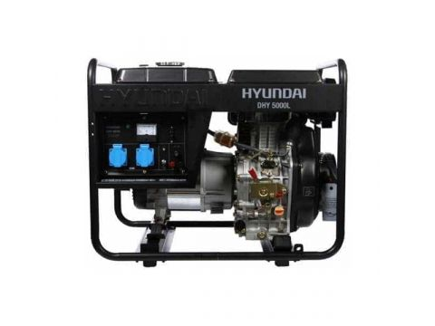 Генератор дизельный Hyundai DHY 5000L
