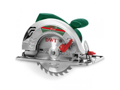 Пила дисковая циркулярная DWT HKS-12-59