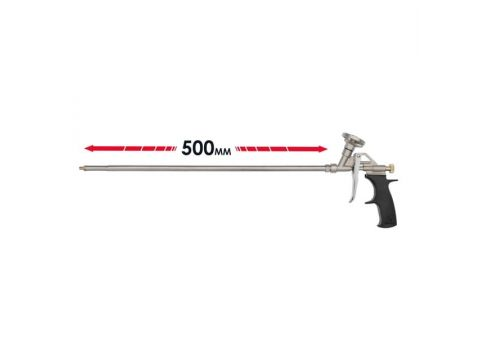 Пистолет для пены с длинным носиком INTERTOOL PT-0650