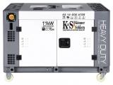 Цены на Дизельный генератор Konner&Soh...