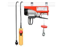 Лебедка электрическая INTERTOOL GT1481