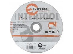 Круг зачистной по камню INTERTOOL CT-5111.0