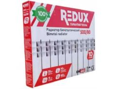 Радиатор биметаллический REDUX 500-80