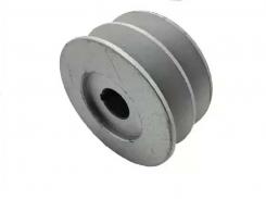 Шкив 2-х ручейный Кентавр для вала 20 мм (56806)