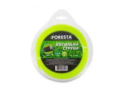 Леска для триммера Foresta квадрат 15 м 4.5 мм (67830018)
