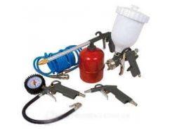 Набор пневмоинструмента (5шт) Miol 80-990