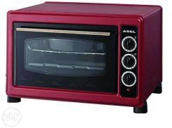 Электрическая духовка Asel AF-0023 Red
