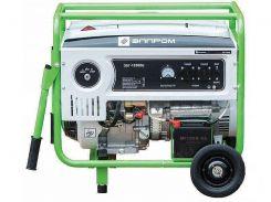 Бензиновый генератор Элпром ЭБГ 12500Е
