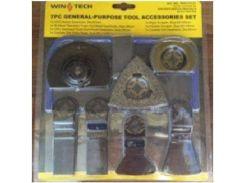 Набор ножей для реноватора 7 насадок W00-10 131