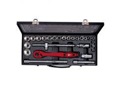 Профессиональный набор инструмента INTERTOOL ET-6027
