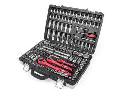 Профессиональный набор инструментов 151 ед. INTERTOOL ET-7151