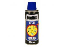 Смазка-спрей универсальная Budfix BF-40 200мл