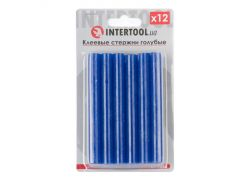 Комплект голубых клеевых стержней 11.2мм*100мм INTERTOOL RT-1052