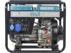 Дизельный генератор Konner&Sohnen KS 6102HDE (EURO II)